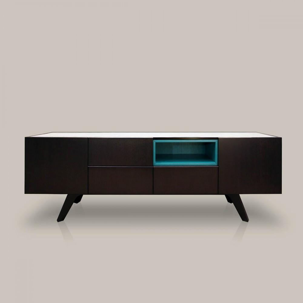 Caleido sideboard k rp manifatture d 39 arredo for Sideboard 220 cm