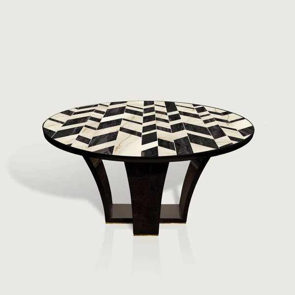 Ilva Oval Occasional Table