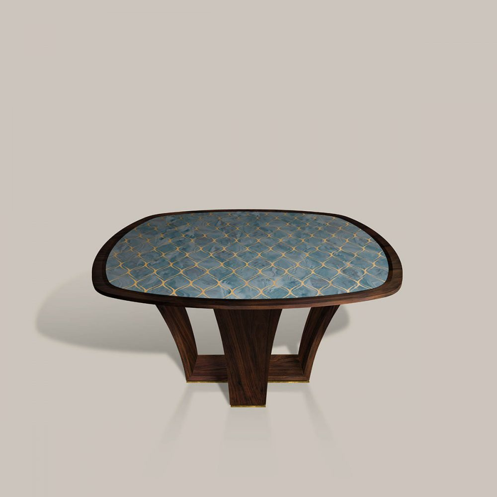 Ilva Square Dining Table